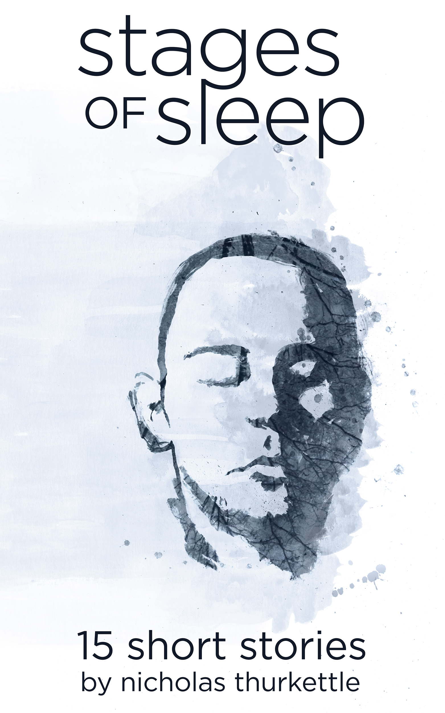 Stages of Sleep - by Nicholas Thurkettle
